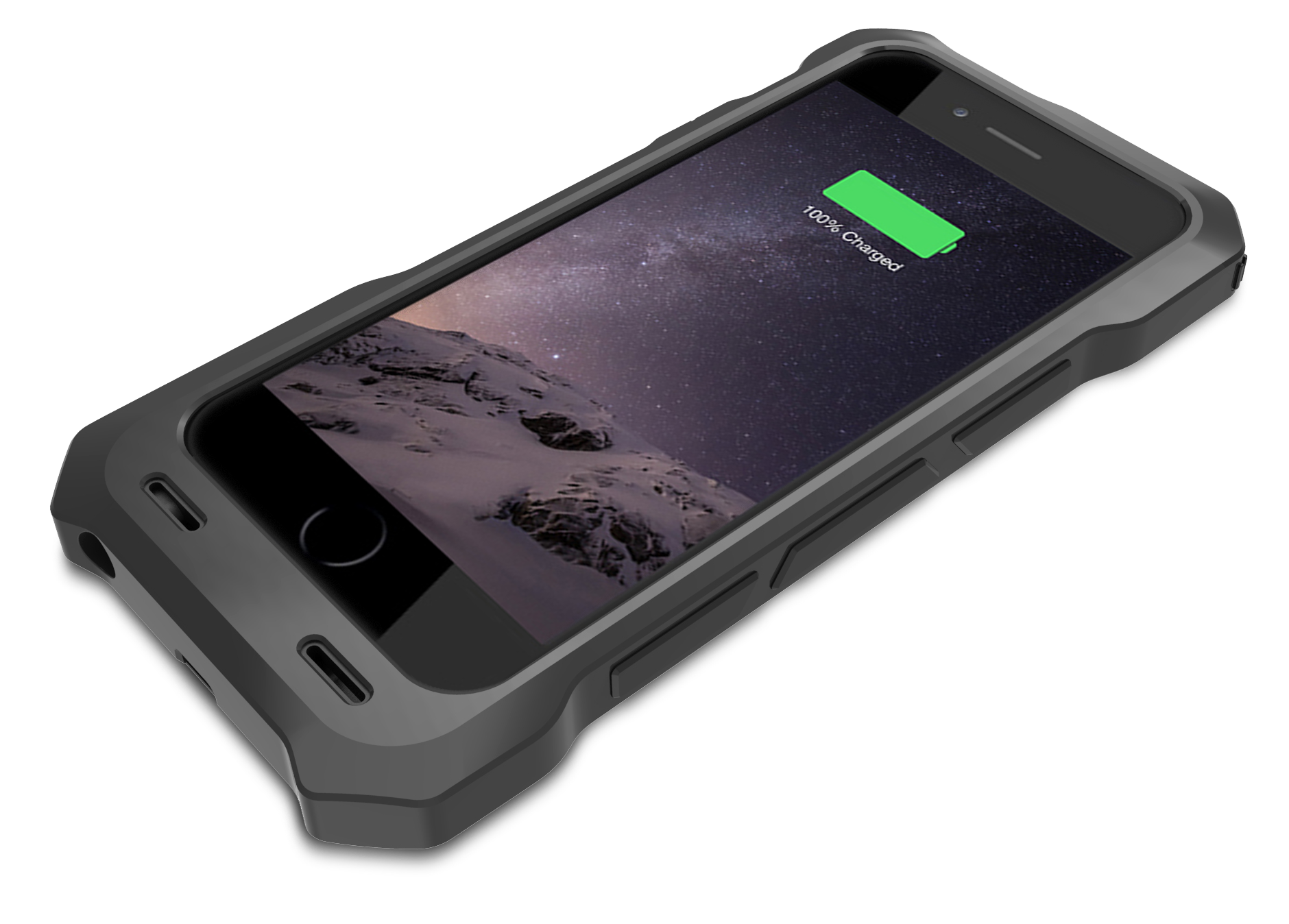 Trianium Aluminium Backplate Battery Case for iPhone 6 (4.7″ inch)