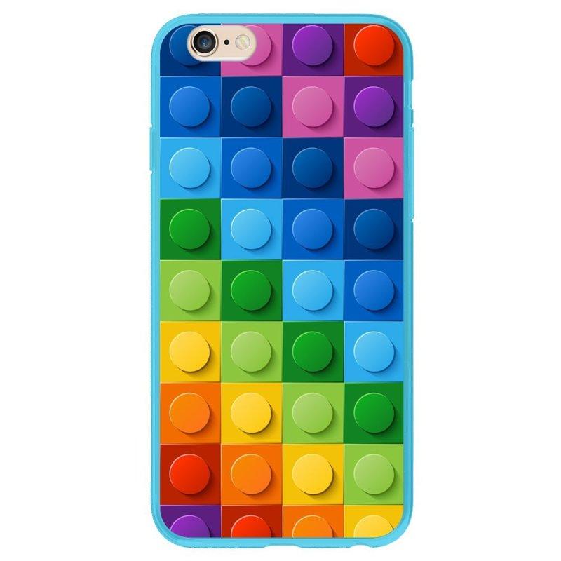iphone 6 case trianium designer protective case cover iphone 6 6s 4 7 case rainbow square. Black Bedroom Furniture Sets. Home Design Ideas