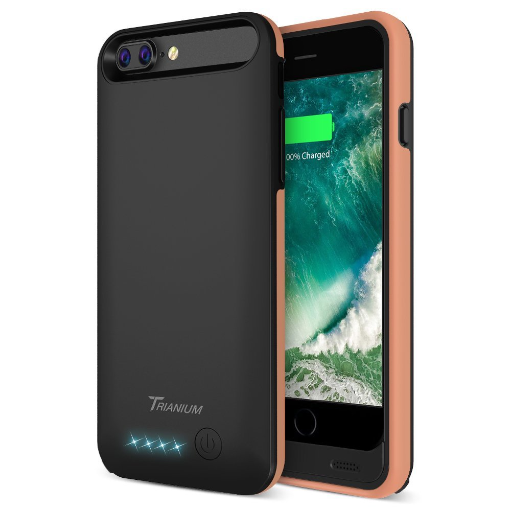 83f1cc855 Atomic Pro Battery Case for iPhone 7 Plus – Black Signature