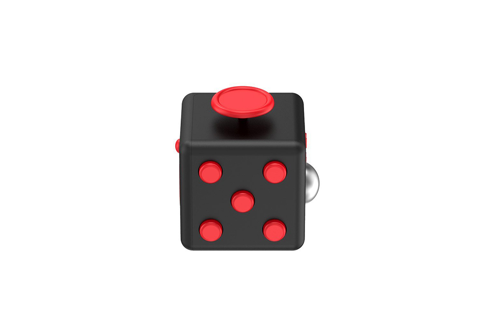 Trianium Easy Carrying Fidget Cube For Anti Stress Anxiety And Depression Ball Toys
