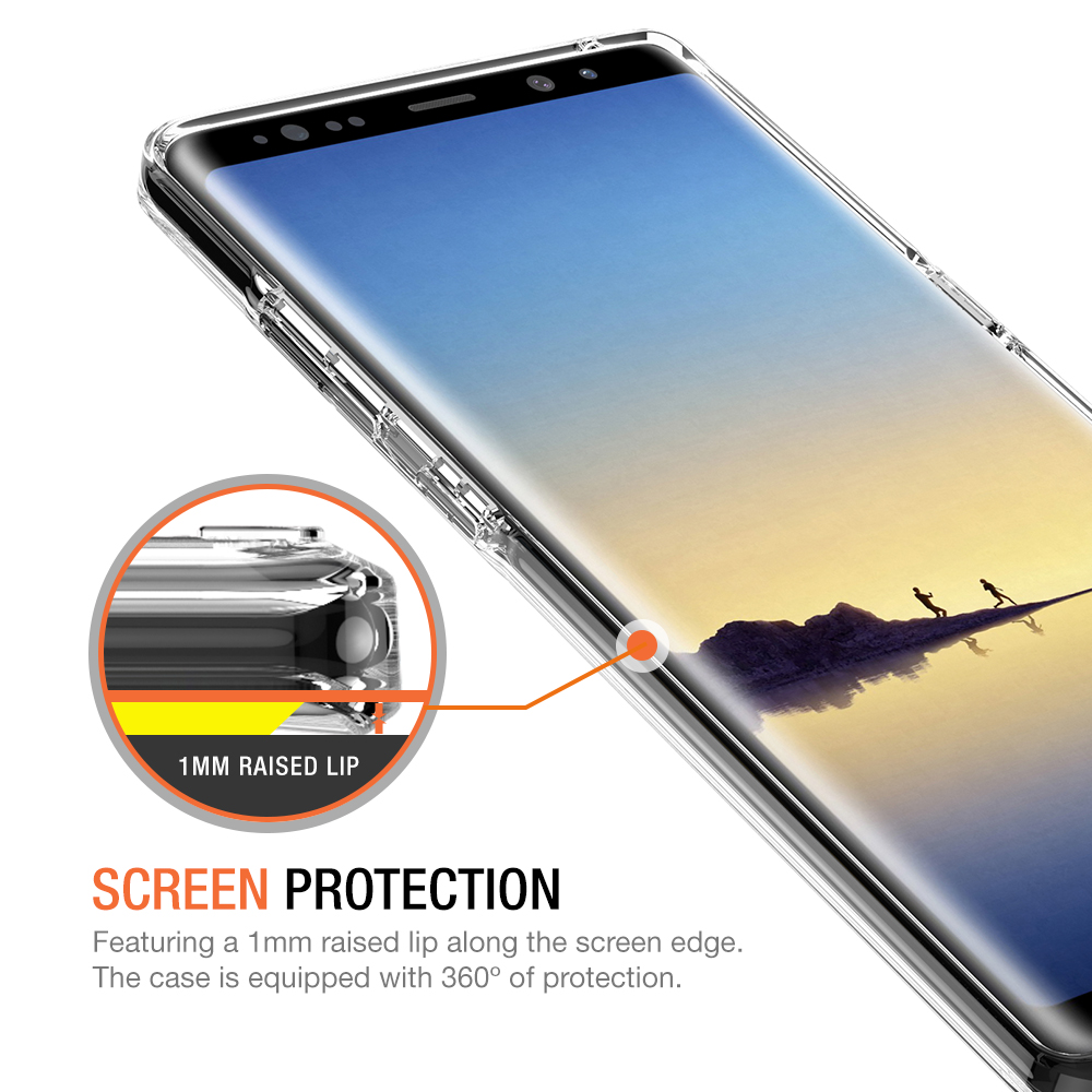 samsung galaxy note edge case and screen protector