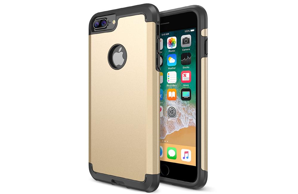 uk availability 167ac c6bcb Trianium [Protanium Series] for iPhone 8 Plus – Gold