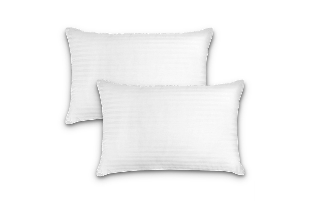 Dreamnorth Premium Gel Pillow Loft Pack Of 2 Luxury