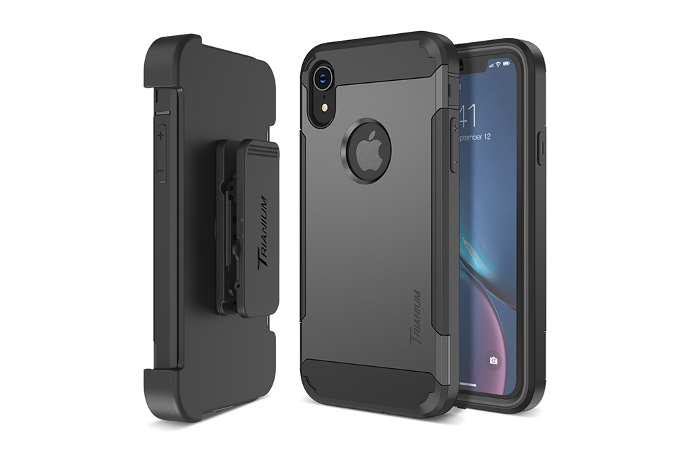 iphone xr case with hook