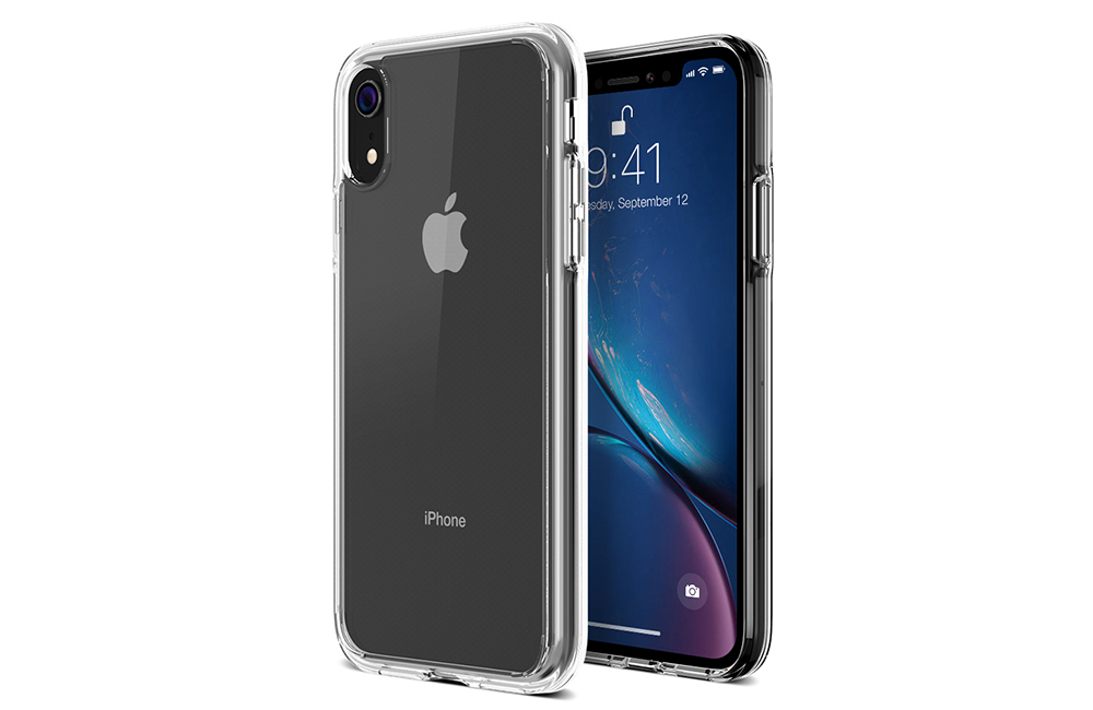 pretty nice b7deb 3c4ff Trianium Clarium Case Designed for Apple iPhone XR Case (2018 ...
