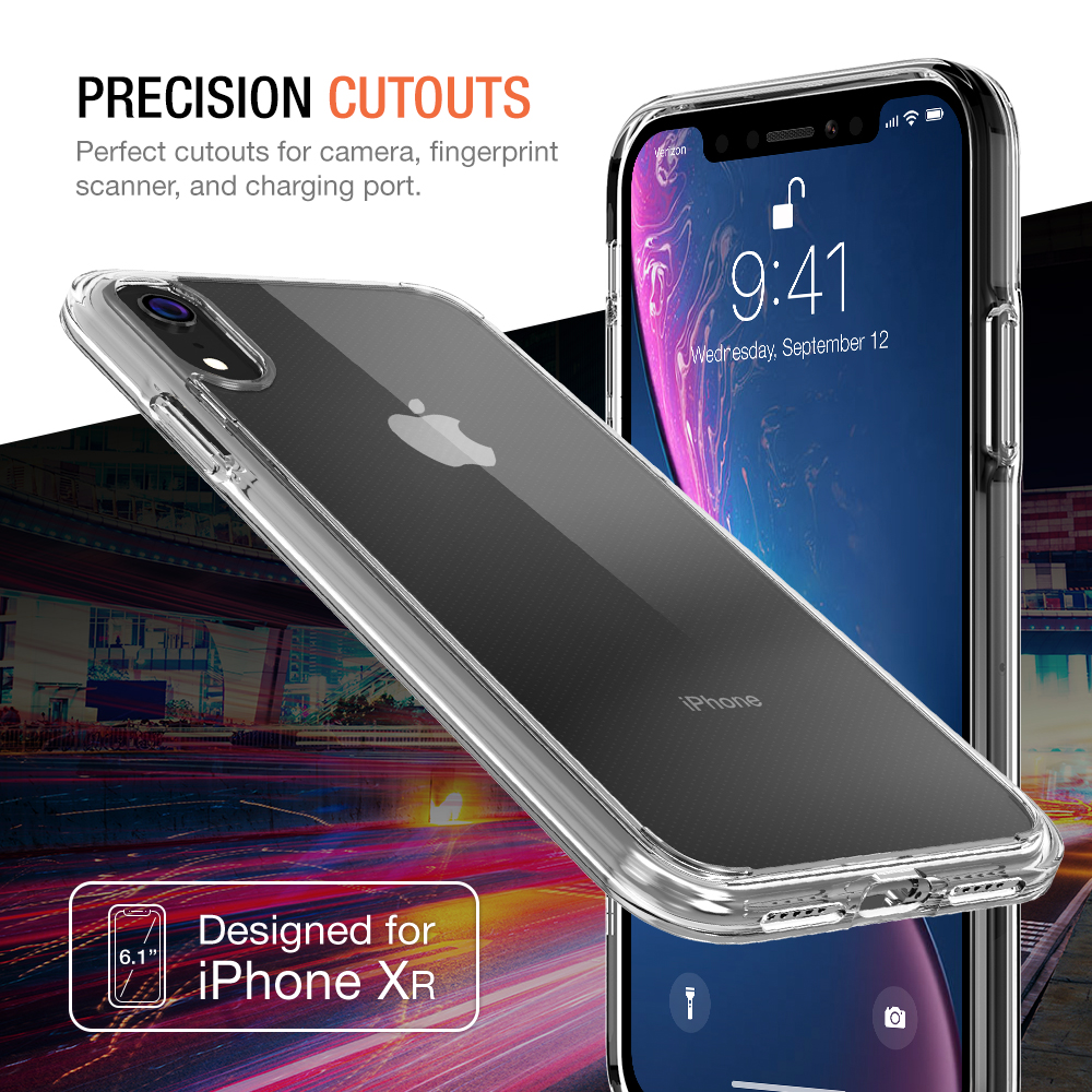 trianium clarium case designed for apple iphone xr case. Black Bedroom Furniture Sets. Home Design Ideas