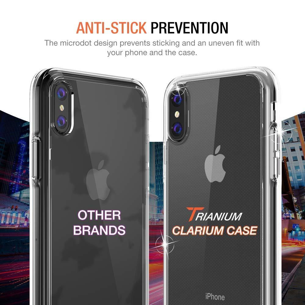Trianium Clarium Case Designed for Apple    iPhone    XS MAX