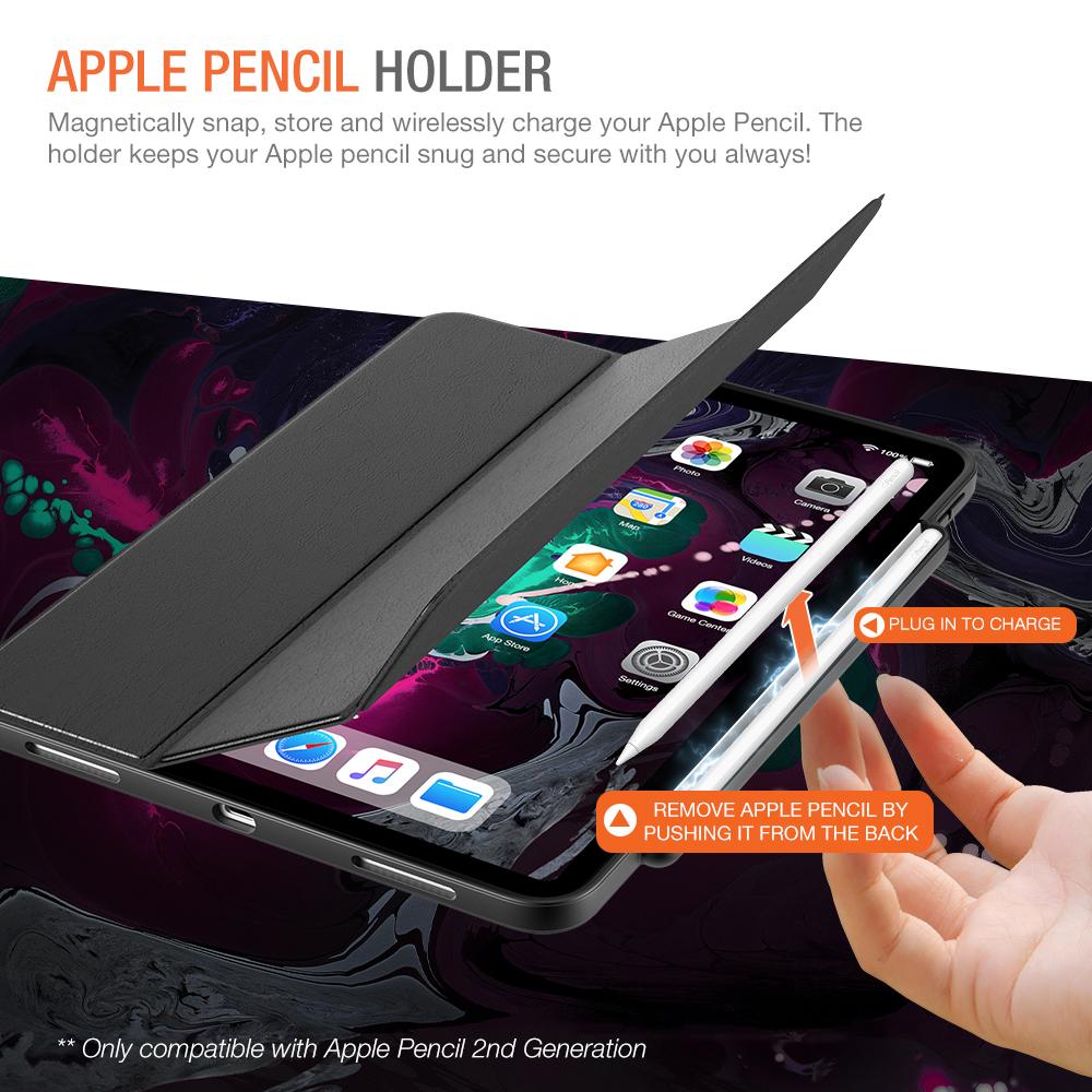sale retailer 1c5ff 16616 Trianium Case Compatible for 11-inch iPad Pro Case (2018)
