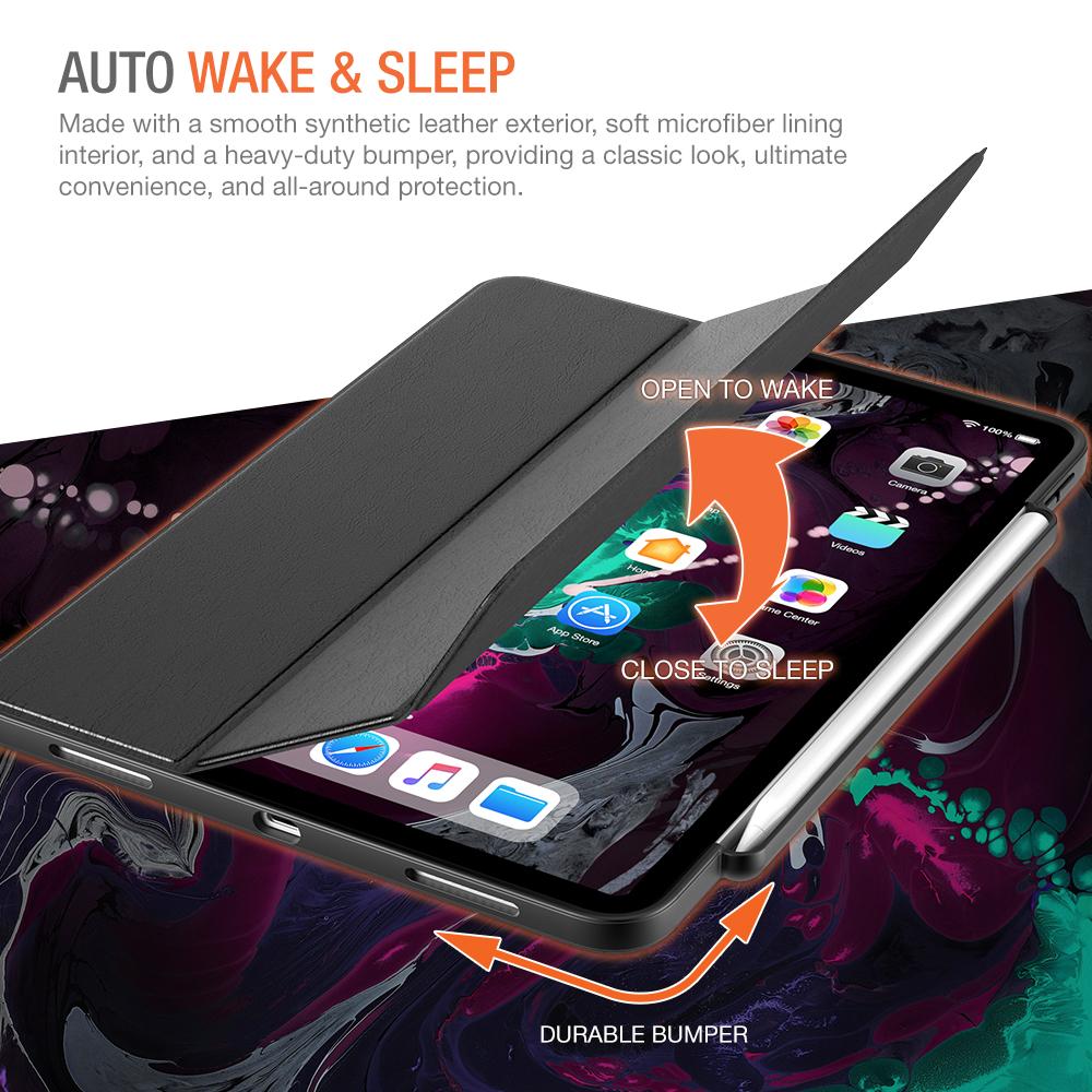 sale retailer a4db3 2269e Trianium Case Compatible for 11-inch iPad Pro Case (2018)